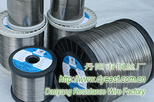 bright finish Resistance wire