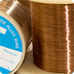 Copper based alloy wires