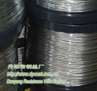stranded resistance wire